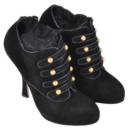 Dolce & Gabbana Stivali barocchi