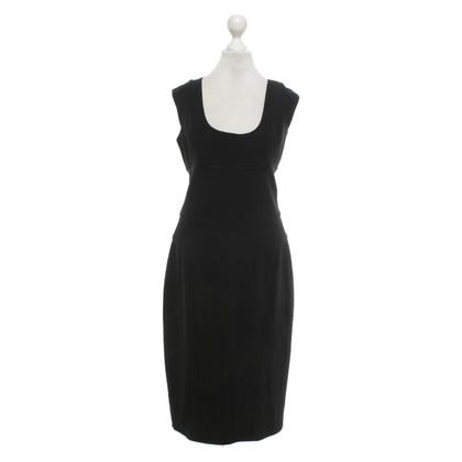 Narciso Rodriguez Dress in black