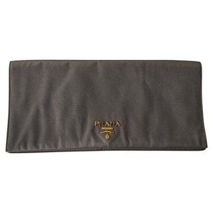 Prada clutch Satin