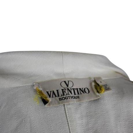 Valentino Leinenweste Valentino Leinenweste Creme Creme Creme Leinenweste Valentino Valentino 7HOqgH