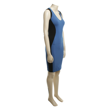 Wolford Dress in Blue / Black