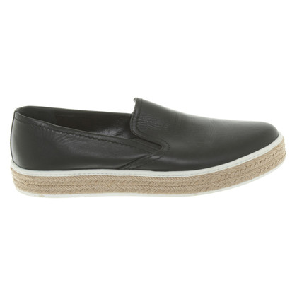 Miu Miu Slipper in black