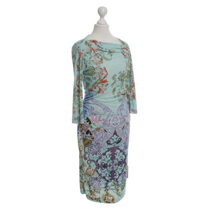 Etro Paisley patroon jurk