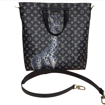 "Louis Vuitton ""Chapman Brothers Tote NS"""