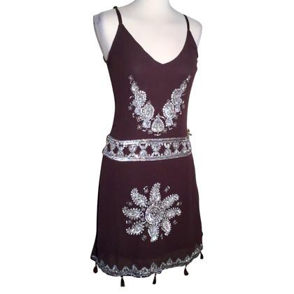 Manoush zijden jurk