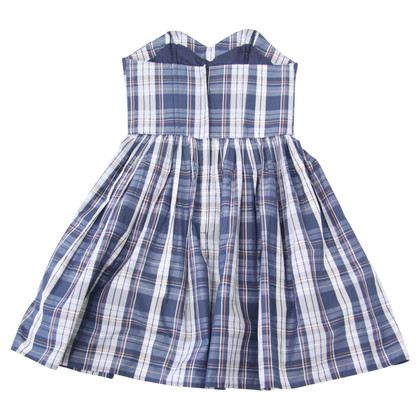 Jack Wills Bandeau dress with pattern