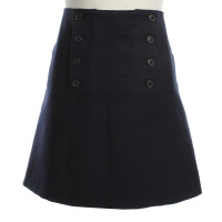 Burberry Mini skirt in dark blue