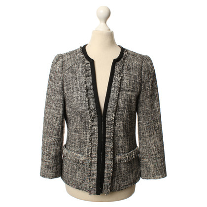 Nanette Lepore Blazer in een geweven look
