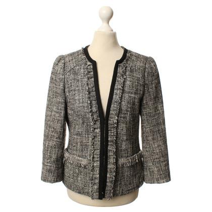 Nanette Lepore Blazer in a woven look