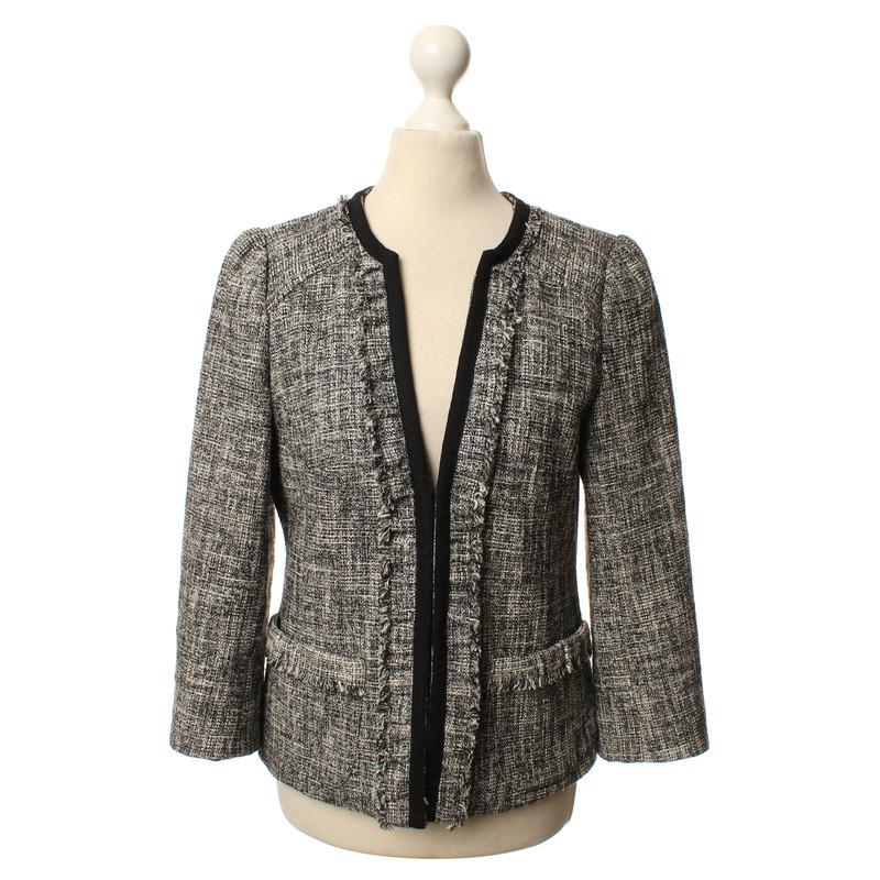 Nanette Lepore Blazer in una veste tessuta