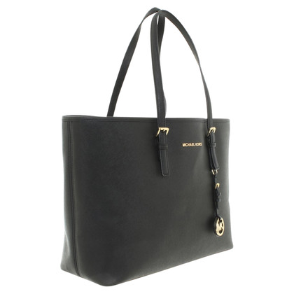"Michael Kors ""Jet Set Tote Bag"" in black"