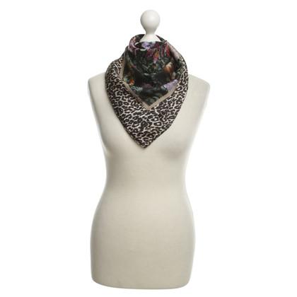 Marc Cain Zijden sjaal met print