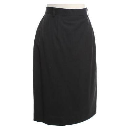 Windsor Pencil skirt in dark blue