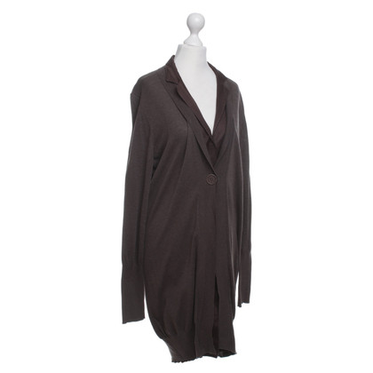 Brunello Cucinelli Cardigan in Brown