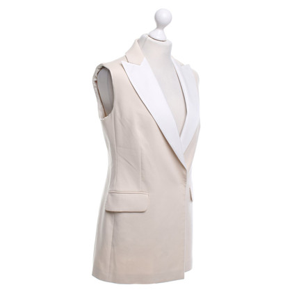 Sport Max Vest in beige / cream