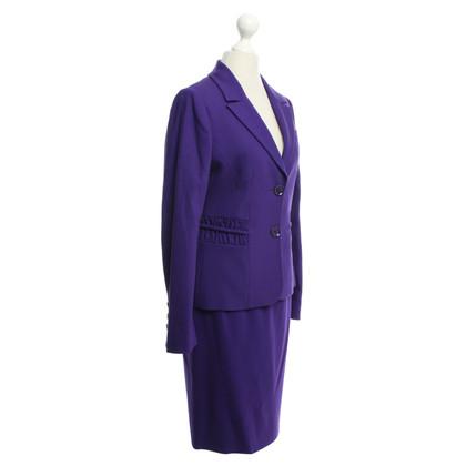 Versace Costume en violet