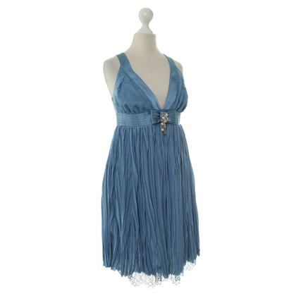 Elisabetta Franchi Dress in blue