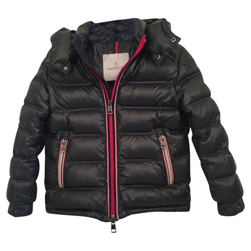 low priced fe168 d6a1a Moncler Giacca/Cappotto in Verde oliva - Second hand Moncler ...