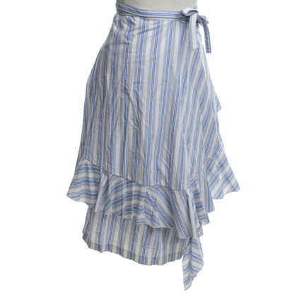 Other Designer UNIQLO - skirt with stripe pattern