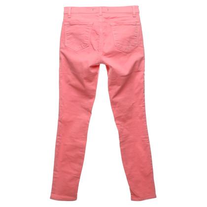 J Brand Jeans a Orange