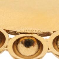 Chanel Goldfarbene Kette mit Anhänger