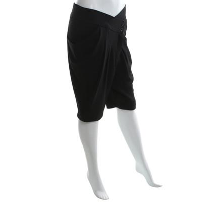 Vanessa Bruno Shorts in zwart