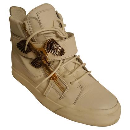 Giuseppe Zanotti Sneaker in white
