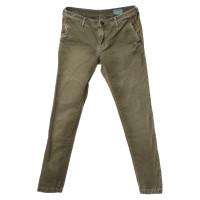 Pence Pantalon aspect usagé