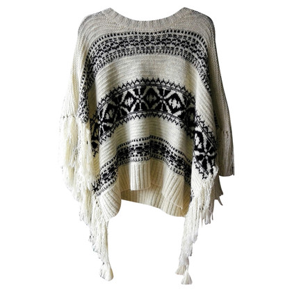 Polo Ralph Lauren Poncho with fringes