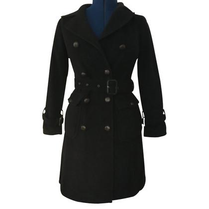 Gant cappotto di lana