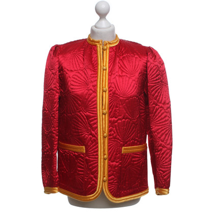 Saint Laurent Jacket in red