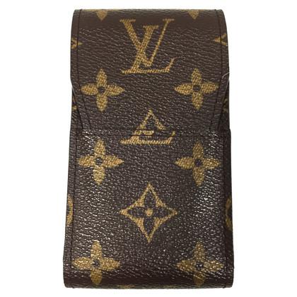 Louis Vuitton Zigarettenetui aus Monogram Canvas