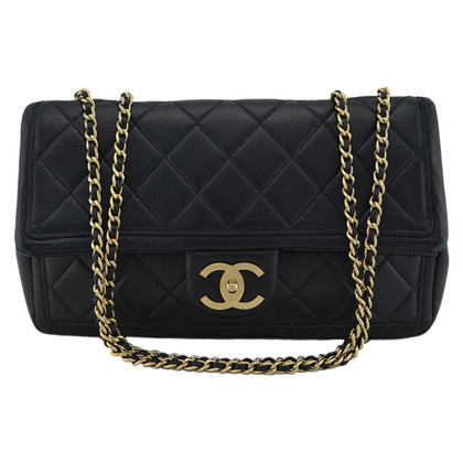 "Chanel ""Graphic Flap Bag Medium"""