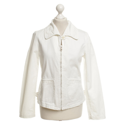 Armani Jeans Denim jacket in white