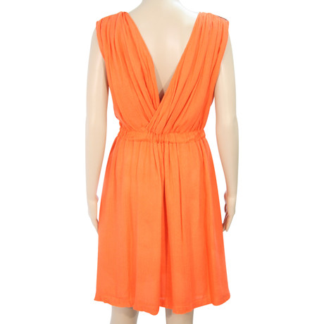 Authentisch Günstiger Preis Modisch French Connection Kleid in Orange Orange I7zBJ