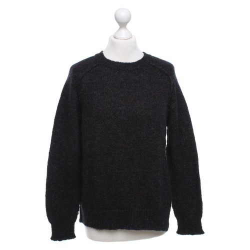 cb2cffc5ae Isabel Marant Etoile Sweater in black - Second Hand Isabel Marant ...