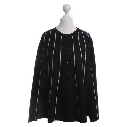 Twin-Set Simona Barbieri Cardigan with stripes