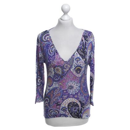 Etro shirt Paisley