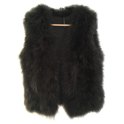 Marc Cain Feather vest