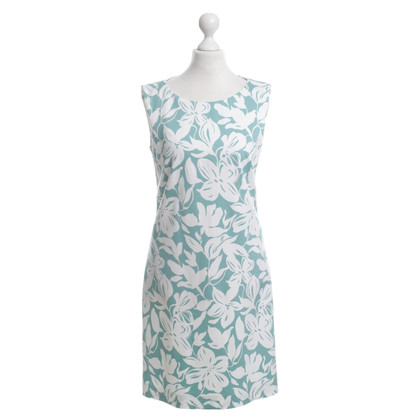 Hugo Boss Kleid mit floralem Muster