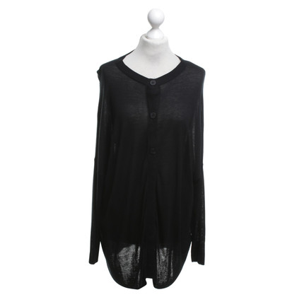 5Preview Cardigan in black