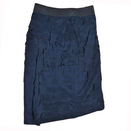 Lanvin Blue skirt