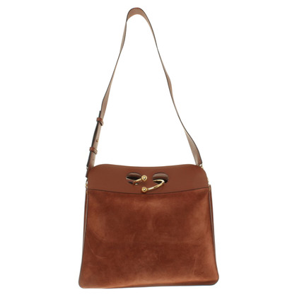 J.W. Anderson Leather handbag in brown