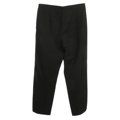 Comme des Garçons Pantalon en noir