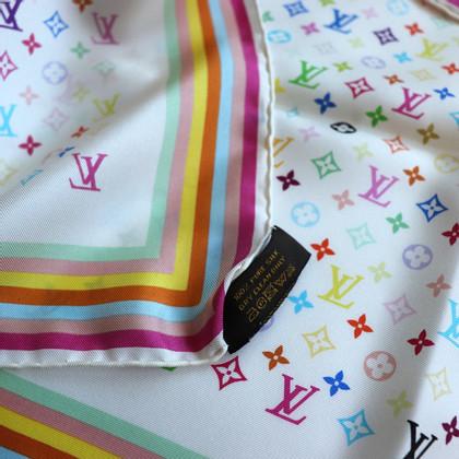 Louis Vuitton Doek met Monogram Multicolore