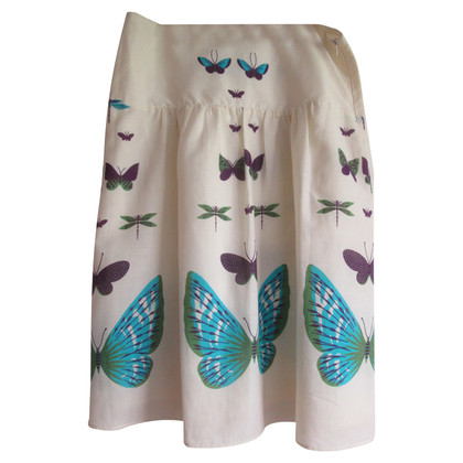 Paul & Joe skirt with butterfly print
