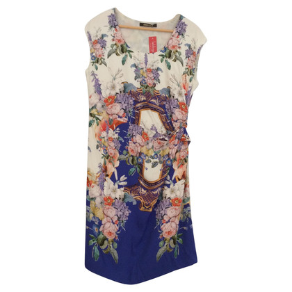 Roberto Cavalli Dress with floral print