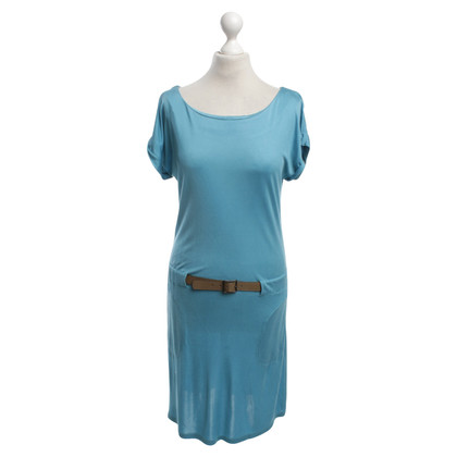 Strenesse Blue Dress in turquoise blue