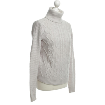 Malo Cashmere sweater in grey