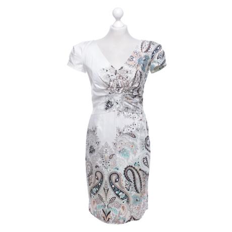 Etro Kleid mit Paisley-Print Bunt / Muster